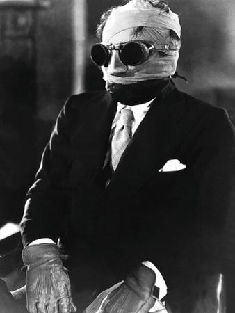 The Invisible Man, Claude Rains, 1933