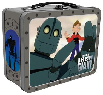 The Iron Giant - Giant & Hogarth Lunch Box