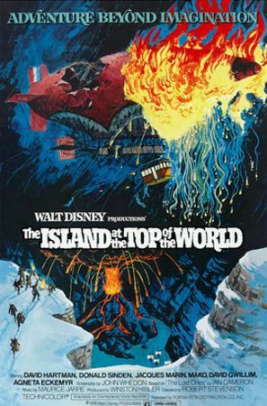 The Island At the Top of the World, 1974