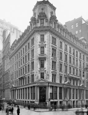 The J.P Morgan Building, New York City