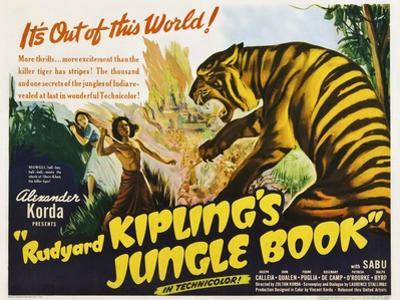The Jungle Book, 1942