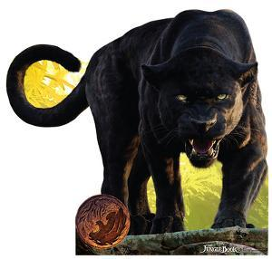 The Jungle Book - Bagheera Lifesize Standup