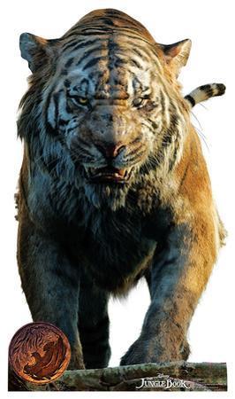 The Jungle Book - Shere Khan Lifesize Standup