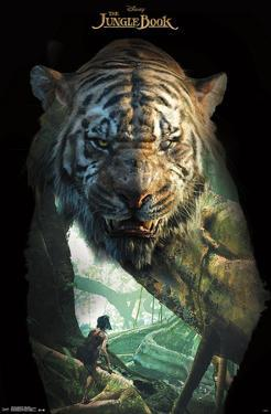 The Jungle Book- Shere Khan Overlay