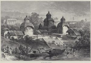 The Kali Ghaut, Calcutta