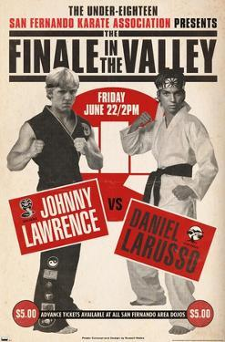 The Karate Kid - Finale in the Valley by Russell Walks
