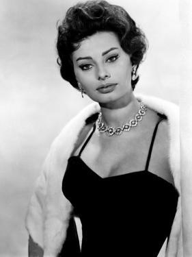 The Key, Sophia Loren, 1958