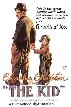 The Kid Movie Charlie Chaplin