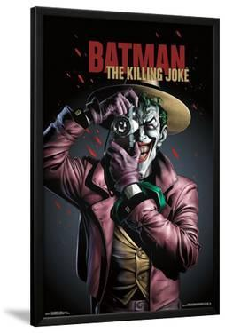 The Killing Joke - Comic Cover