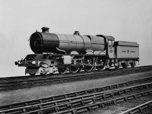 The King George V #6000: Great Western Railway