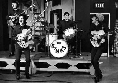 The Kinks- Ready Steady Go! 1965