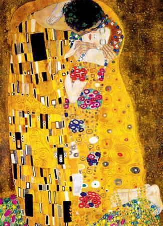 The Kiss by Gustav Klimt 1000 Piece Puzzle