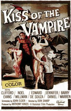 The Kiss of the Vampire, 1963