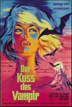 The Kiss of the Vampire - German Style