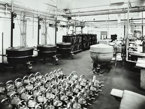 The Kitchen at Banstead Hospital, Sutton, Surrey, 1938