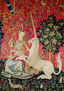 """The Lady and the Unicorn: """"Sight"""""""