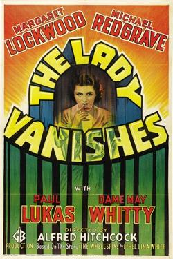 The Lady Vanishes, 1938, Directed by Alfred Hitchcock