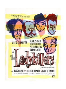 The Ladykillers, 1955, Directed by Alexander Mackendrick