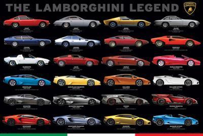 The Lamborghini Legend