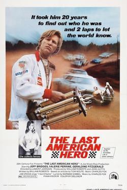 The Last American Hero, from Top: Jeff Bridges, Valerie Perrine, 1973