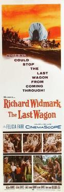 The Last Wagon, 1956