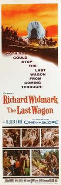 The Last Wagon, 1956