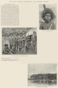 The Latest British Dependency, the Solomon Islands