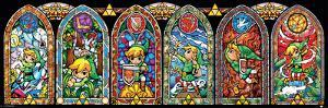 The Legend Of Zelda- Link D'Art