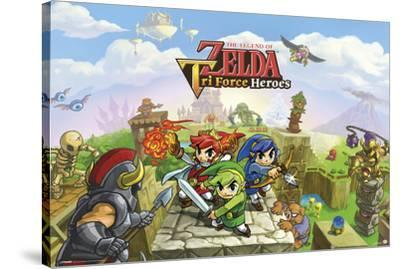 The Legend of Zelda- Triforce Heroes