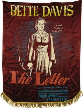 The Letter, 1940, Directed by William Wyler