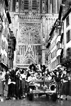 The Liberation of Strasbourg, France, November 1944
