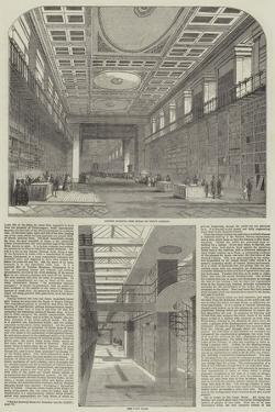 The Library of the British Museum