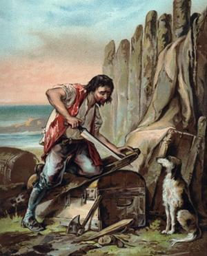 The Life and Adventures of Robinson Crusoe by Defoe