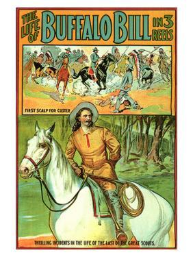 The Life of Buffalo Bill, 1912