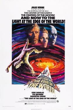 The Light at the Edge of the World, Top from Left: Kirk Douglas, Samantha Eggar, Yul Brynner, 1971