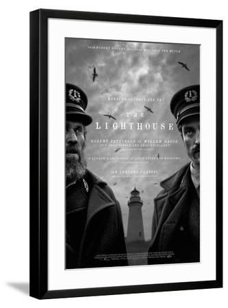 The Lighthouse--Framed Art Print