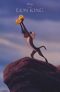 The Lion King 1994 - Pride Rock