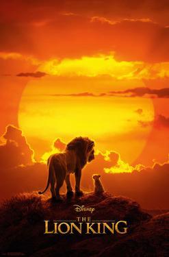 The Lion King - Mufasa and Simba