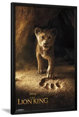 THE LION KING - SIMBA ONE SHEET