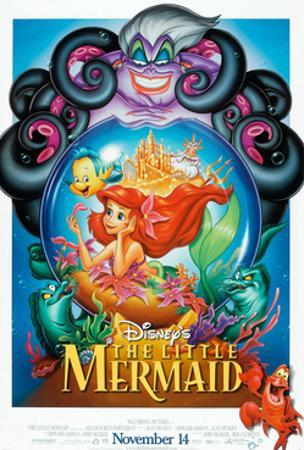 The Little Mermaid, 1989