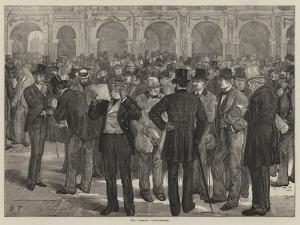 The Liverpool Cotton-Market