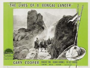 The Lives of a Bengal Lancer, 1935