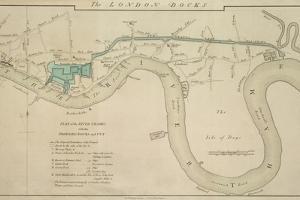 The London Docks
