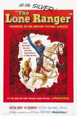 The Lone Ranger, 1956, Directed by Stuart Heisler