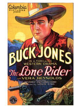 The Lone Rider, 1930