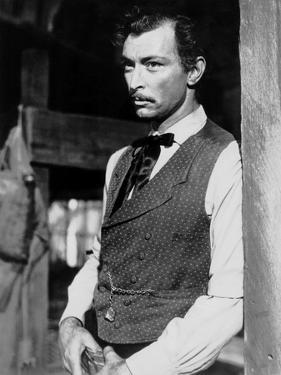 The Lonely Man, Lee Van Cleef, 1957