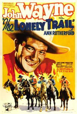The Lonely Trail, John Wayne, 1936