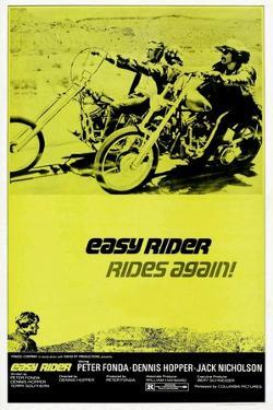 """The Loners, 1969, """"Easy Rider"""" Directed by Dennis Hopper"""
