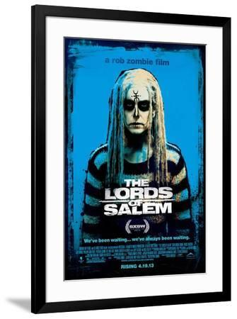 The Lords of Salem (Rob Zombie) Movie Poster--Framed Poster