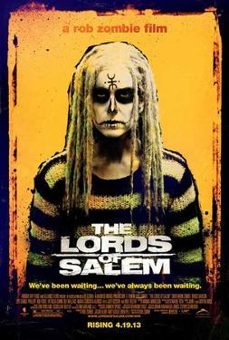 The Lords of Salem (Rob Zombie) Movie Poster